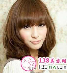 瓜子脸适合什么发型 甜美发型最吸睛