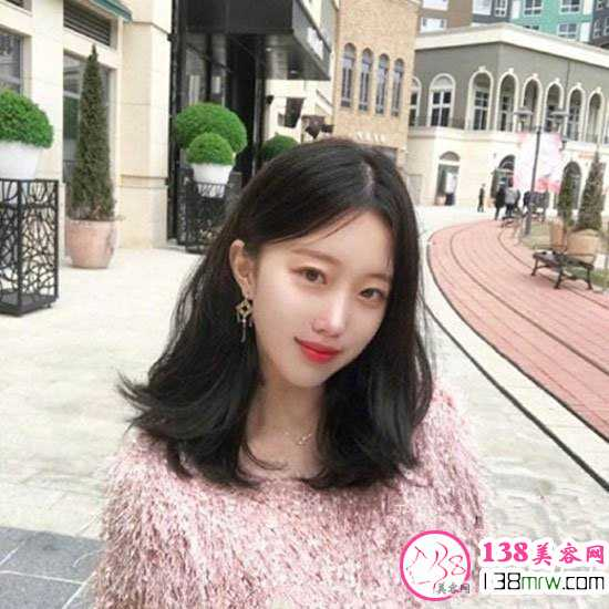 齐肩发怎么烫好看 韩式齐肩烫发发型图片